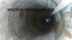 Ремонт колодца в Лотошинском районе