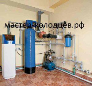 Водоснабжение в Тверской области